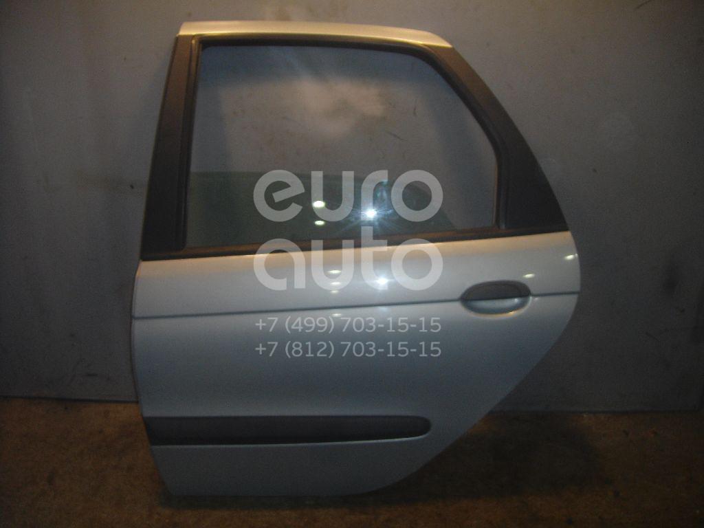 Дверь задняя левая для Renault Scenic 1999-2002 - Фото №1