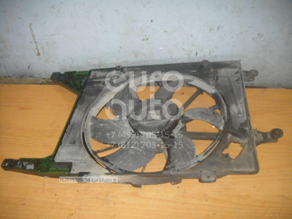 Вентилятор радиатора для Renault Scenic 1999-2002 - Фото №1