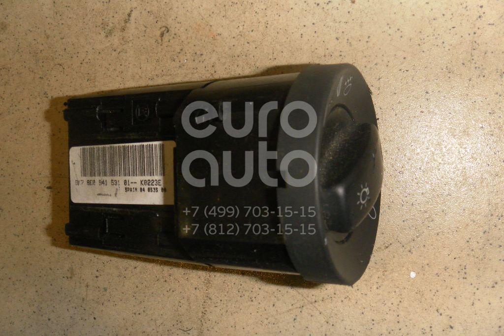Переключатель света фар для Audi A4 [B6] 2000-2004 - Фото №1