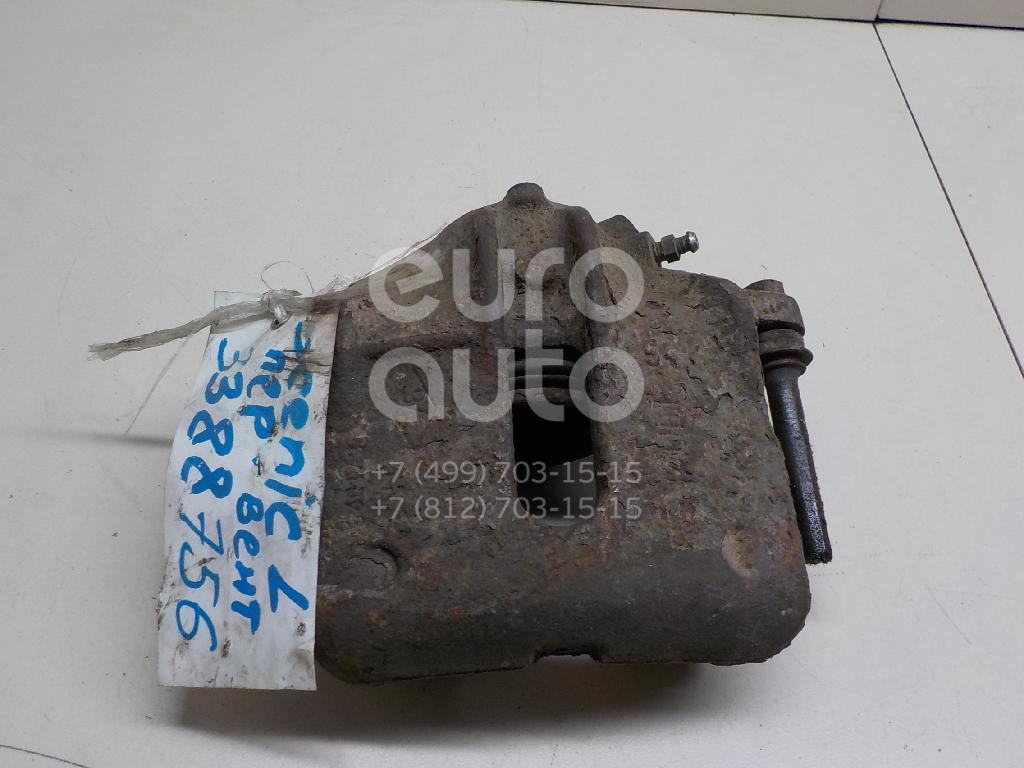 Суппорт передний левый для Renault Scenic 1999-2003 - Фото №1