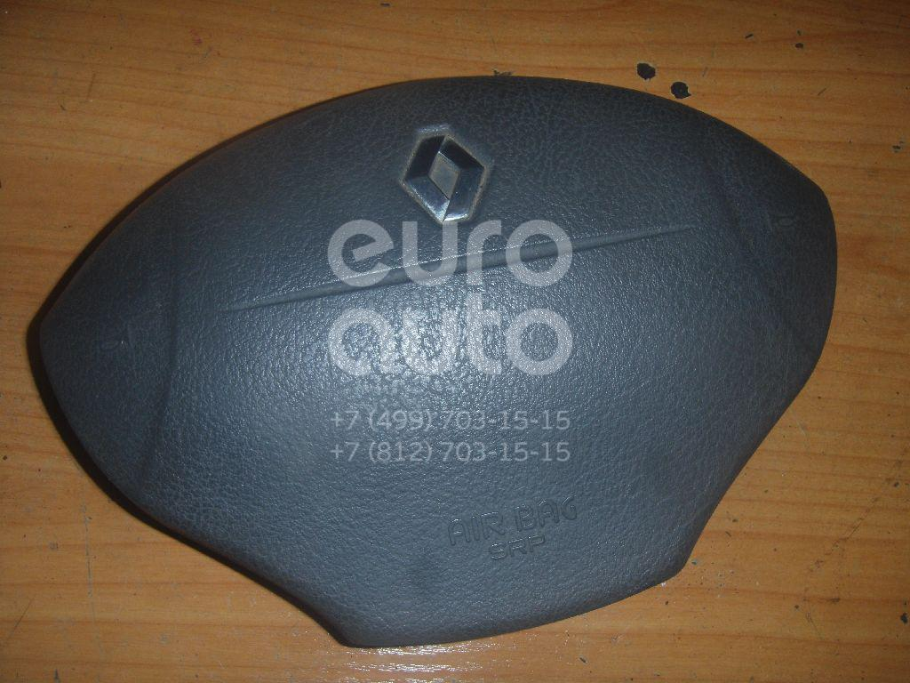 Подушка безопасности в рулевое колесо для Renault Scenic 1999-2002 - Фото №1