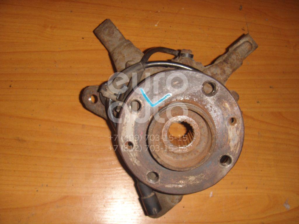 Кулак поворотный передний левый для Renault Scenic 1999-2002;Megane I 1996-1999;Megane I 1999-2002;Scenic 1996-1999 - Фото №1
