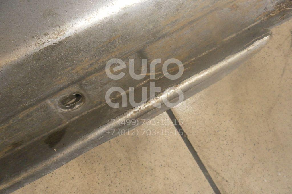 Накладка на порог (наружная) для Audi A4 [B6] 2000-2004;A4 [B7] 2005-2007 - Фото №1