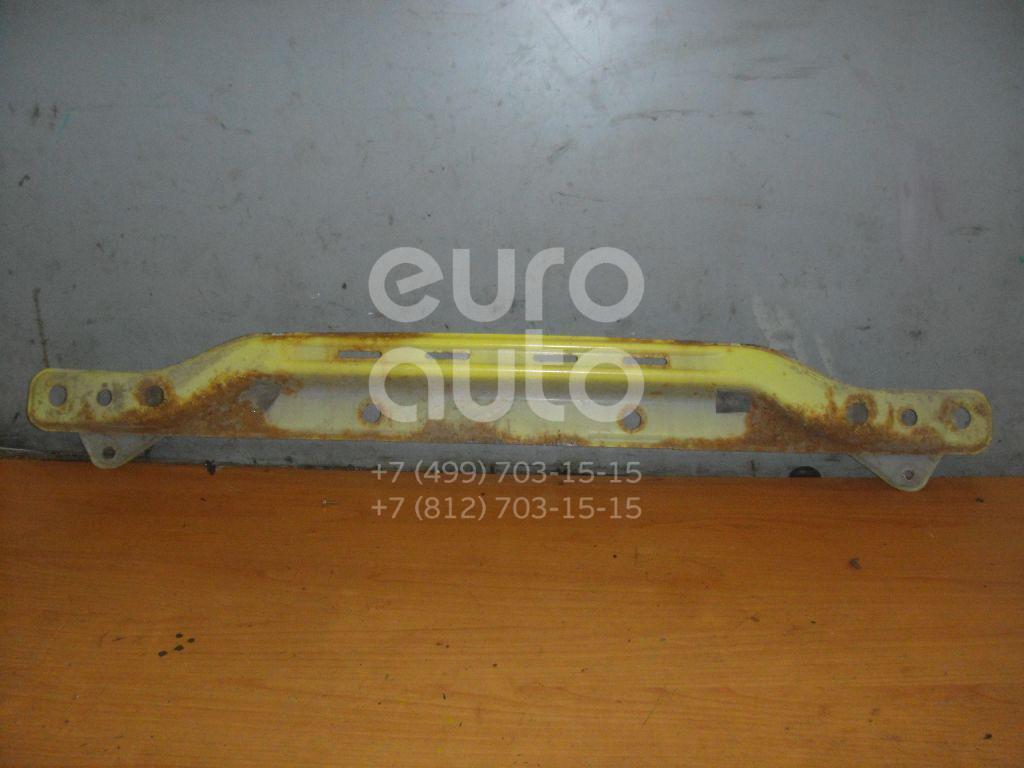Усилитель заднего бампера для Peugeot,Citroen 107 2006-2014;C1 2005-2014 - Фото №1