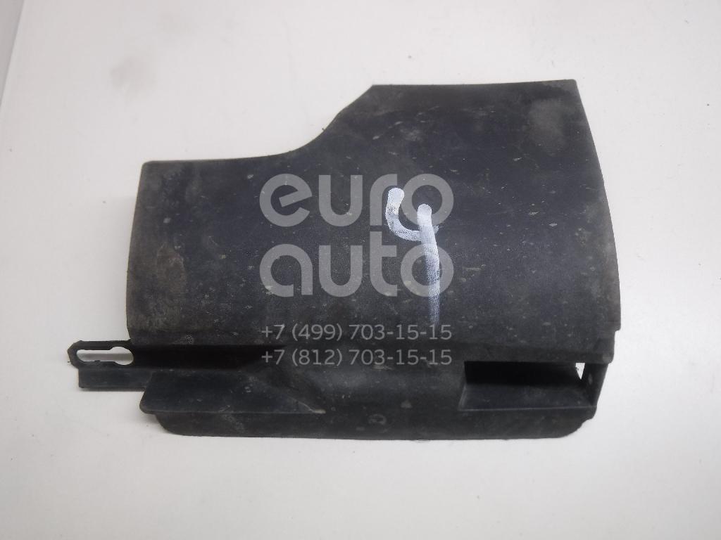 Накладка на порог (наружная) для VW Passat [B6] 2005-2010 - Фото №1