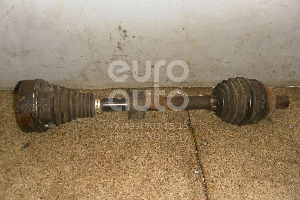 Полуось передняя левая для VW Passat [B6] 2005-2010 - Фото №1