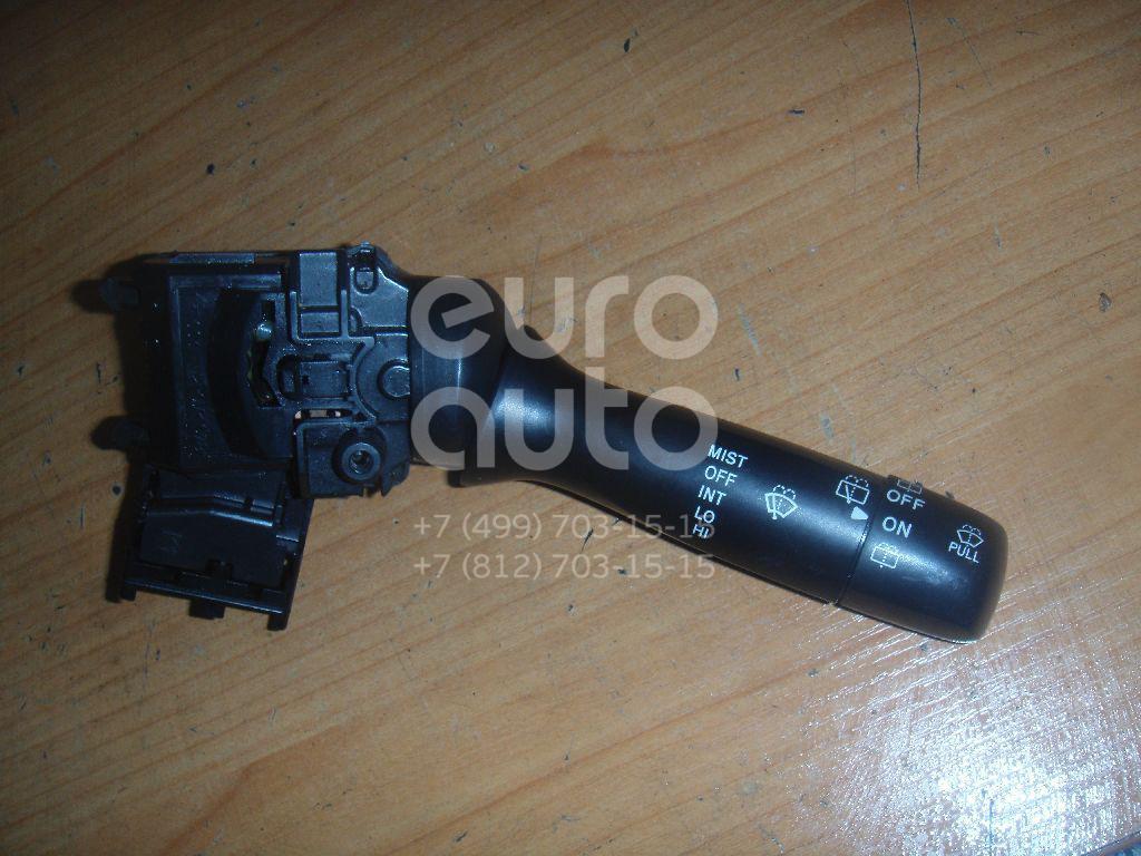 Переключатель стеклоочистителей для Peugeot,Citroen 107 2006-2014;C1 2005> - Фото №1