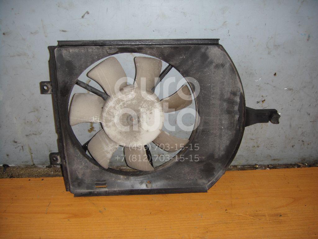 Вентилятор радиатора для Volvo S40 1995-1998 - Фото №1
