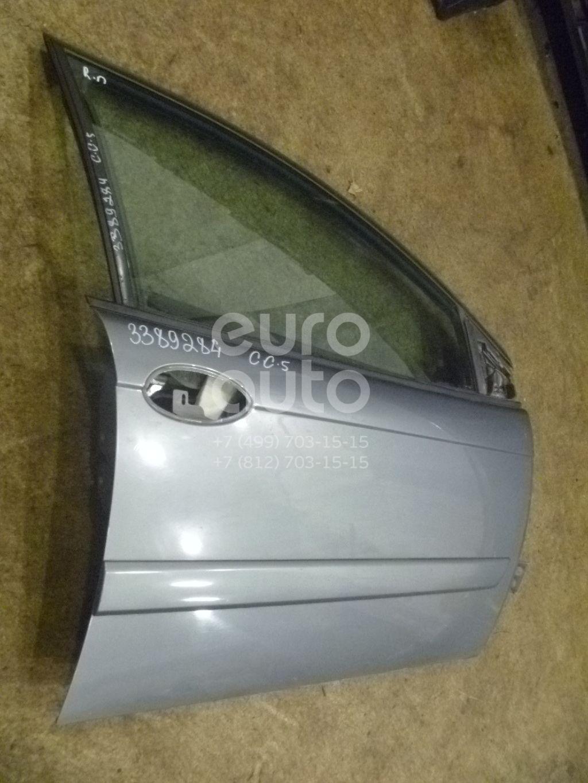 Дверь передняя правая для Citroen C5 2004-2008 - Фото №1