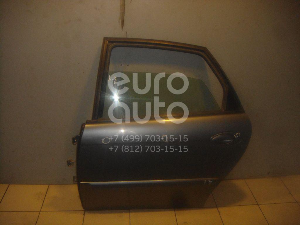 Дверь задняя левая для Citroen C5 2005-2008 - Фото №1