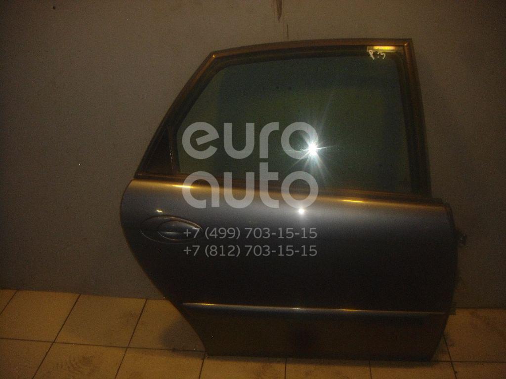 Дверь задняя правая для Citroen C5 2005-2008 - Фото №1