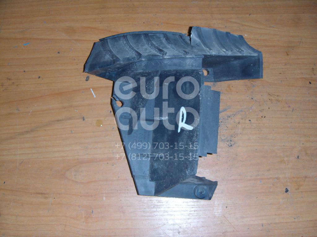 Кронштейн усилителя переднего бампера правый для Volvo S40 1995-1998 - Фото №1