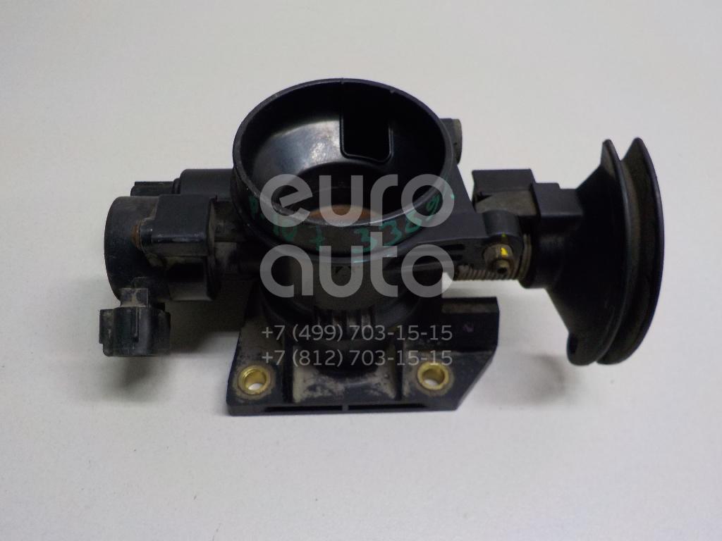 Заслонка дроссельная механическая для Peugeot 107 2006-2014 - Фото №1