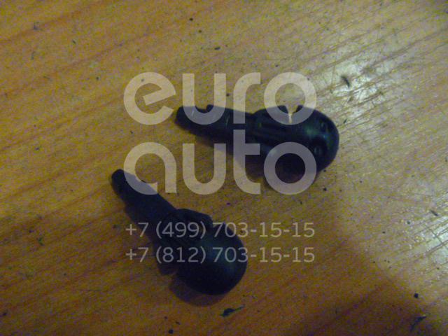 Форсунка омывателя лобового стекла для Peugeot,Citroen 107 2006-2014;C1 2005-2014 - Фото №1