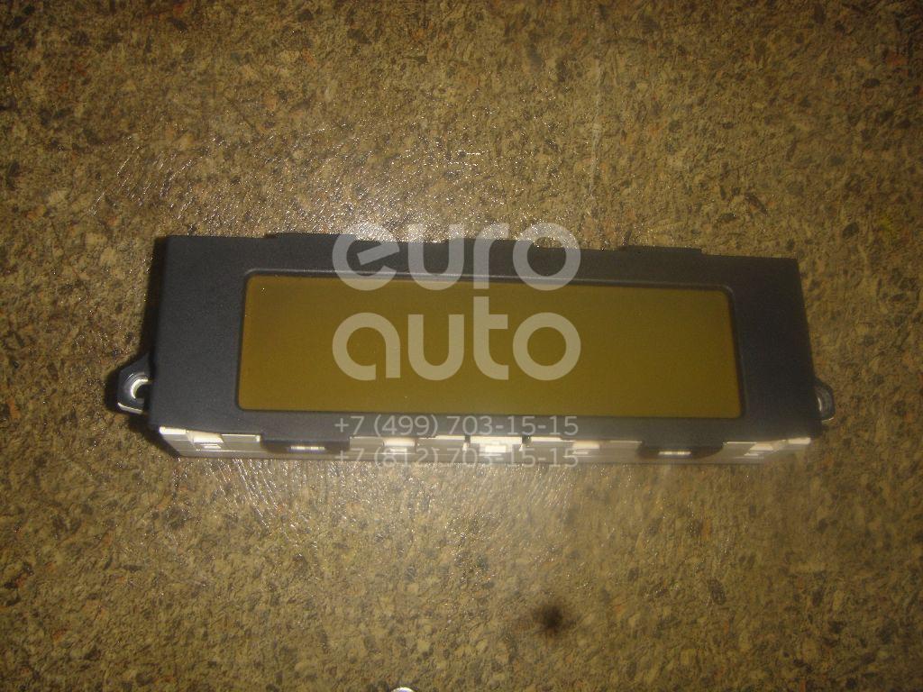 Дисплей информационный для Citroen C5 2005-2008 - Фото №1