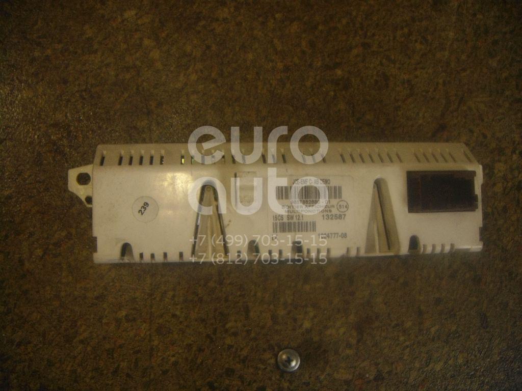Дисплей информационный для Citroen C5 2004-2008 - Фото №1