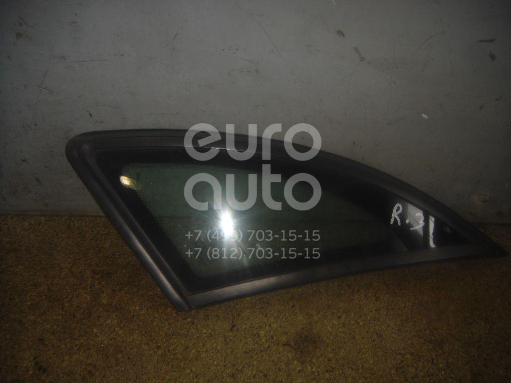 Стекло кузовное глухое правое для Citroen C5 2005-2008;C5 2001-2005 - Фото №1