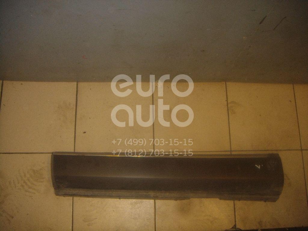 Накладка на порог (наружная) для Citroen C5 2004-2008 - Фото №1