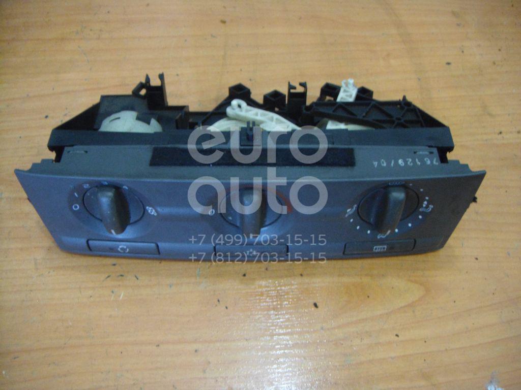 Блок управления отопителем для Volvo S40 1995-1998 - Фото №1
