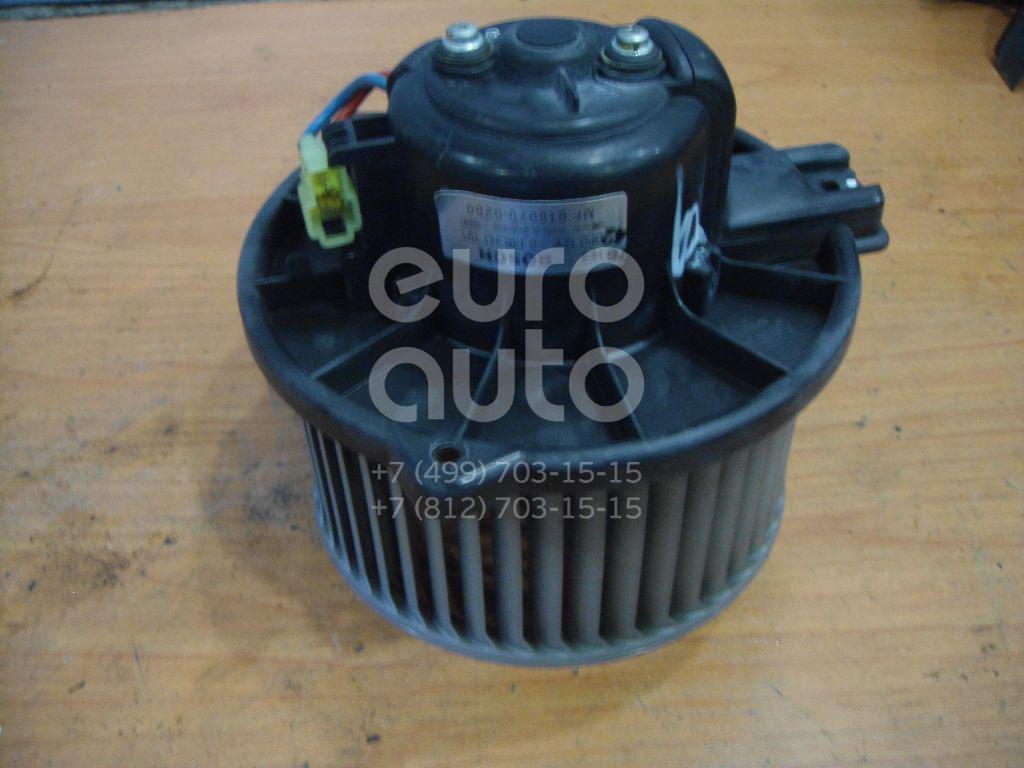 Моторчик отопителя для Volvo S40 1995-1998 - Фото №1