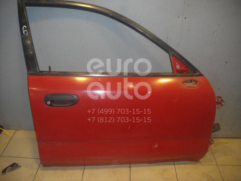 Дверь передняя правая для Mitsubishi Carisma (DA) 1995-2000 - Фото №1