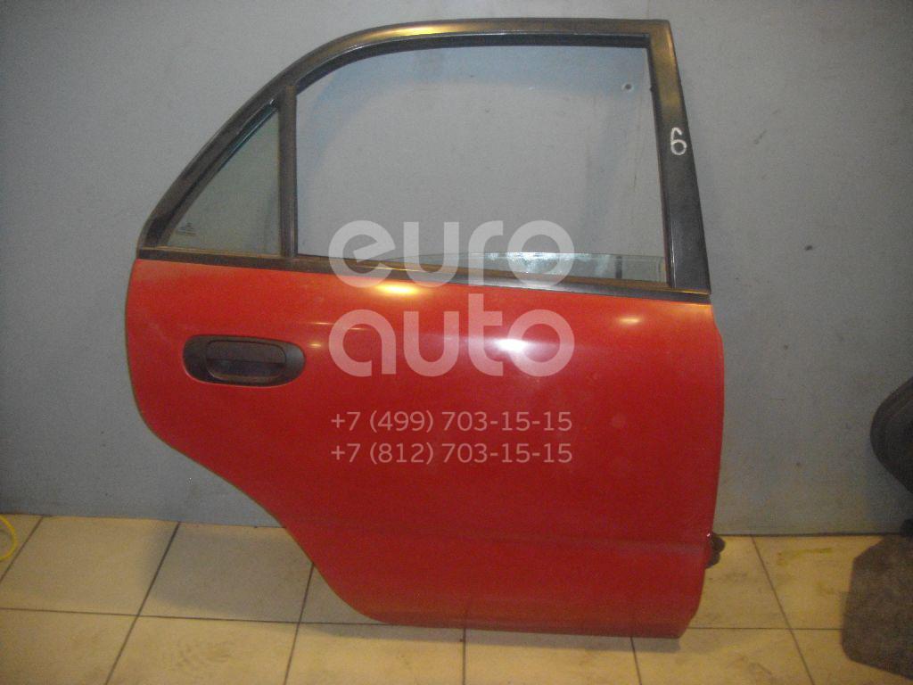 Дверь задняя правая для Mitsubishi Carisma (DA) 1995-1999 - Фото №1