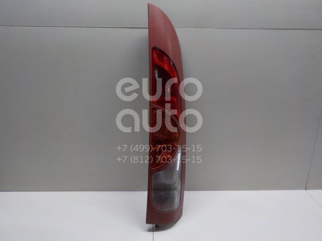 Фонарь задний правый для Renault Kangoo 1997-2003 - Фото №1