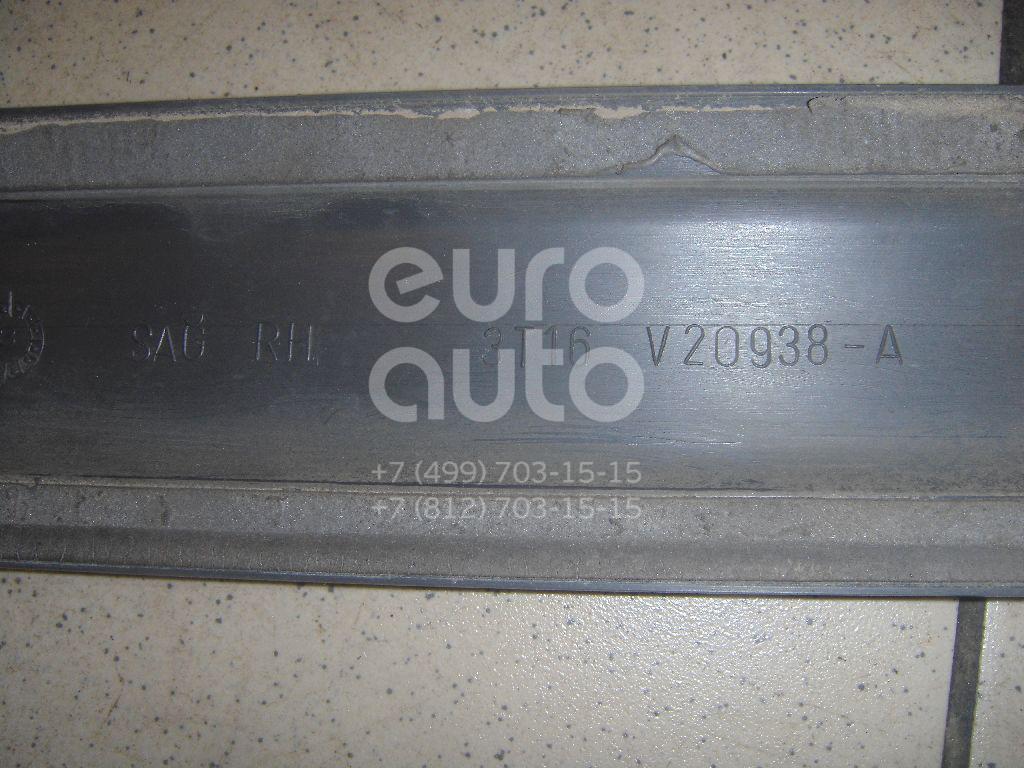 Молдинг передней правой двери для Ford Transit/Tourneo Connect 2002-2013 - Фото №1