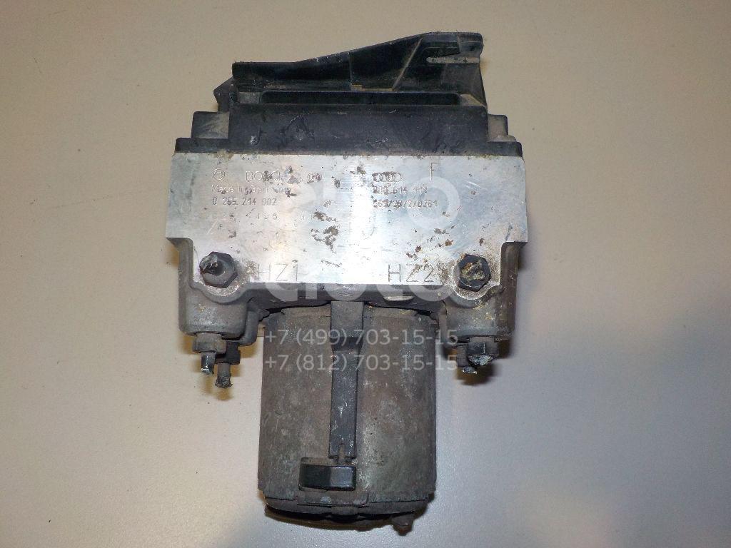 Блок ABS (насос) для Audi,VW A4 [B5] 1994-2000;A6 [C4] 1994-1997;A8 1994-1998;Transporter T4 1996-2003 - Фото №1