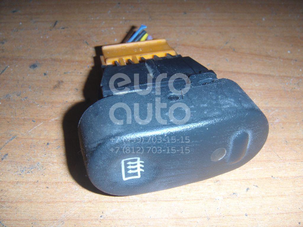 Кнопка обогрева заднего стекла для Renault Kangoo 1997-2003 - Фото №1