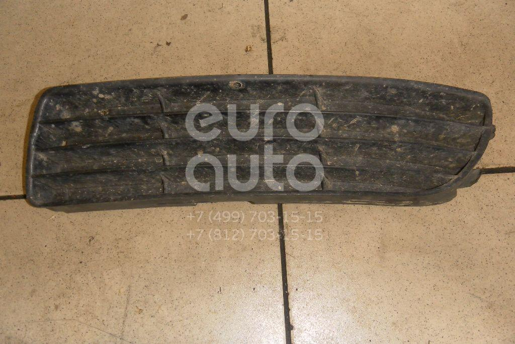 Решетка в бампер левая для Audi A4 [B5] 1994-2001 - Фото №1