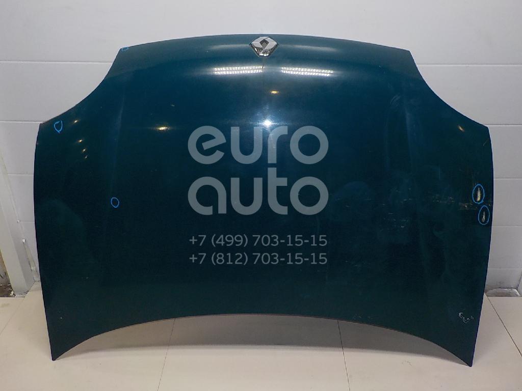 Капот для Renault Kangoo 1997-2003 - Фото №1