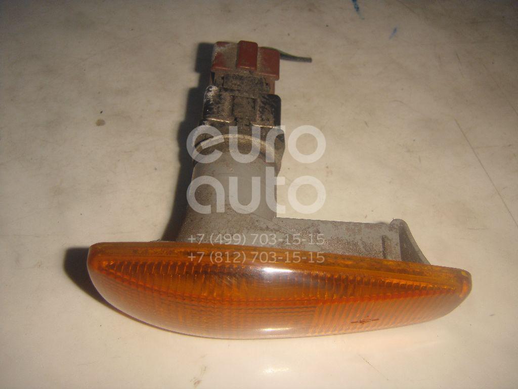 Повторитель на крыло желтый для Mitsubishi Carisma (DA) 1995-2000;Space Star 1998-2004 - Фото №1