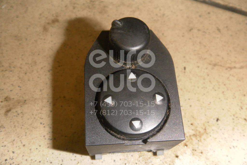 Переключатель регулировки зеркала для Audi,VW A4 [B5] 1994-2001;A3 (8L1) 1996-2003;A8 [4D] 1994-1998;Passat [B5] 1996-2000;A8 [4D] 1998-2003 - Фото №1