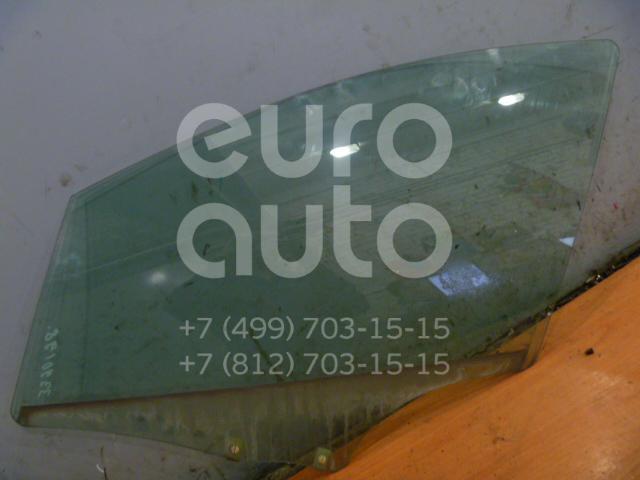 Стекло двери передней левой для Peugeot 407 2004> - Фото №1