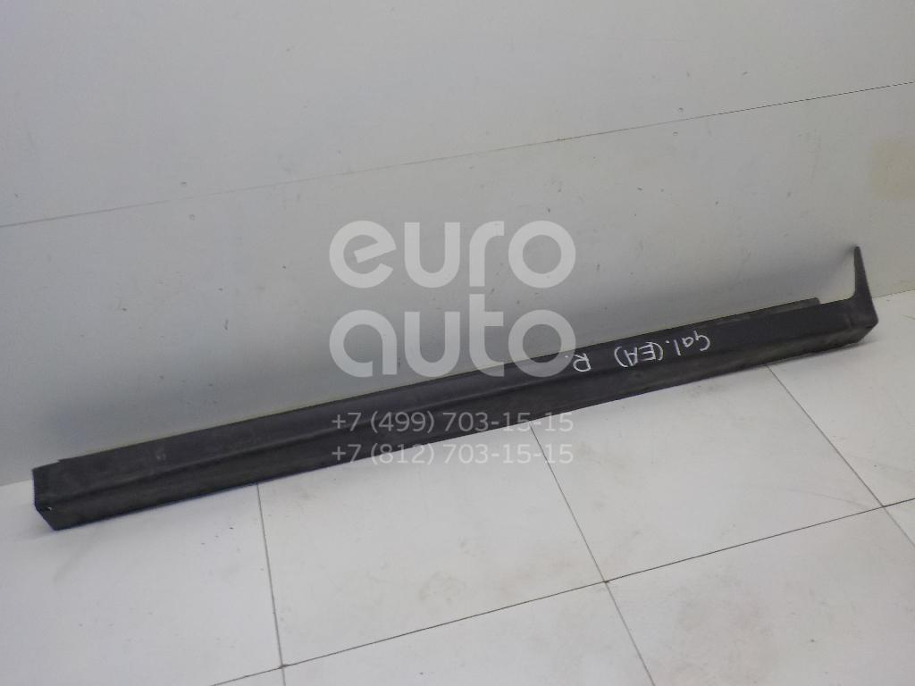 Купить Накладка на порог (наружная) Mitsubishi Galant (EA) 1997-2003; (MR214154)