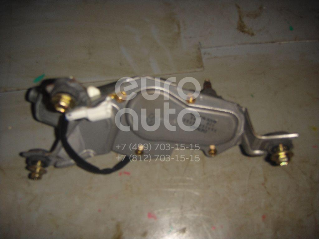 Моторчик стеклоочистителя задний для Mitsubishi Outlander (CU) 2003-2008 - Фото №1
