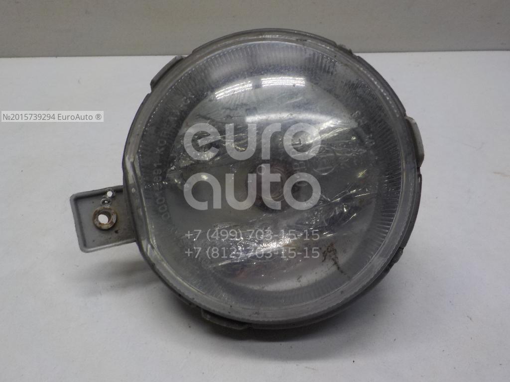 Фара противотуманная правая для Chevrolet Captiva (C100) 2006-2010 - Фото №1