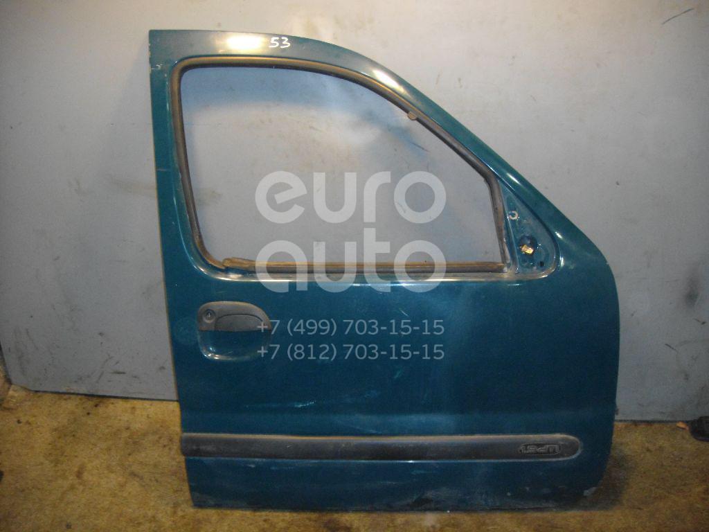 Дверь передняя правая для Renault Kangoo 1997-2003 - Фото №1