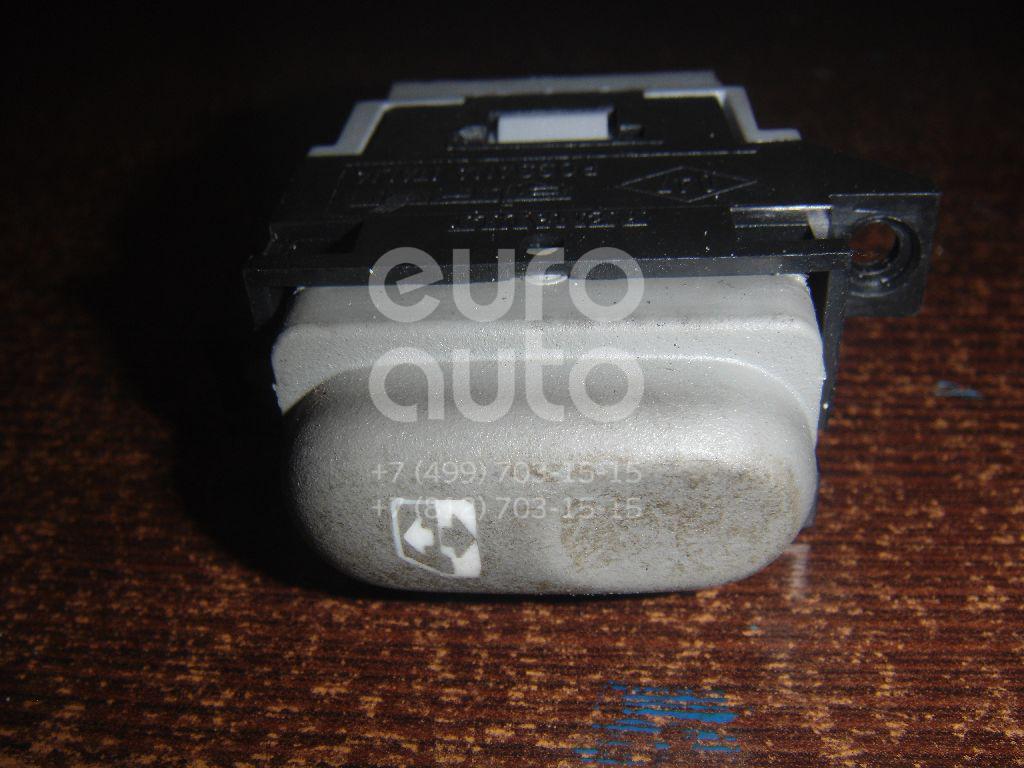 Кнопка стеклоподъемника для Renault Scenic 1999-2002;Megane I 1996-1999;Megane I 1999-2002;Scenic 1996-1999 - Фото №1