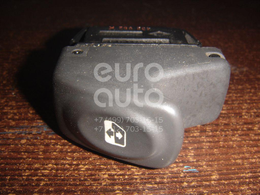 Кнопка стеклоподъемника для Renault Scenic 1999-2003 - Фото №1
