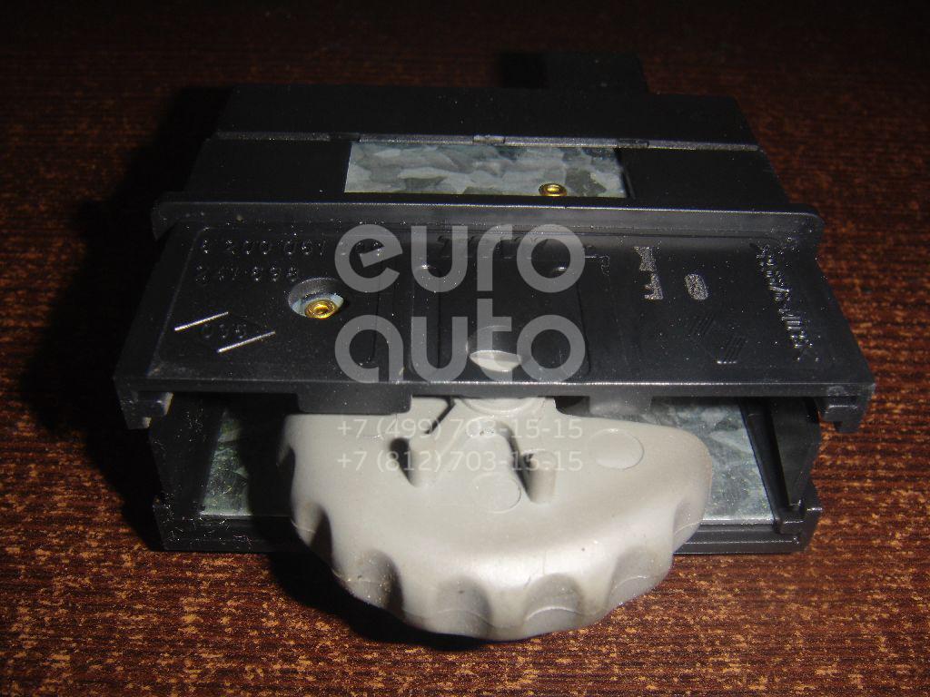 Кнопка освещения панели приборов для Renault Scenic 1999-2003 - Фото №1