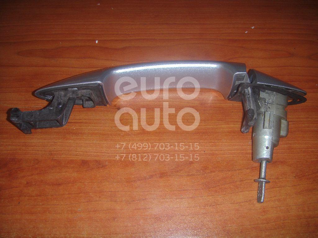Ручка двери передней наружная правая для VW Passat [B6] 2005-2010 - Фото №1
