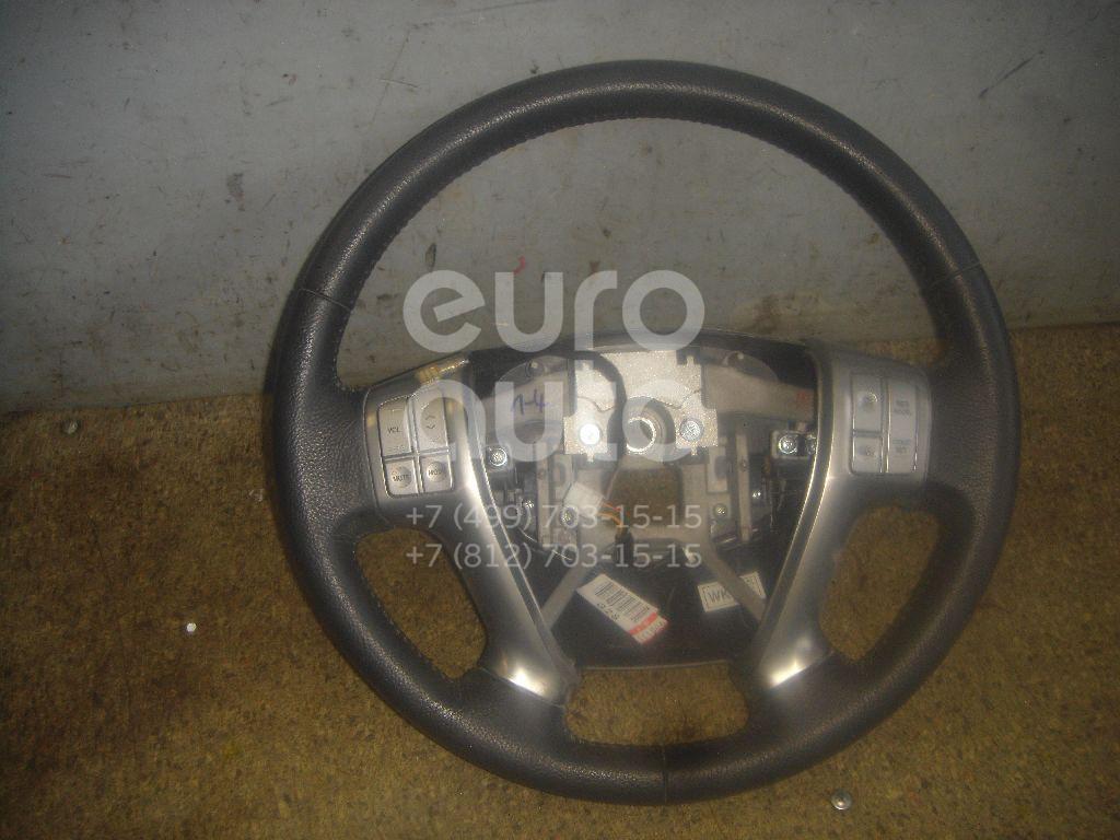 Рулевое колесо для AIR BAG (без AIR BAG) для Hyundai ix55 2007-2013 - Фото №1