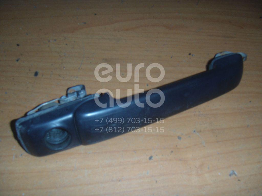 Ручка двери передней наружная для VW Golf III/Vento 1991-1997 - Фото №1