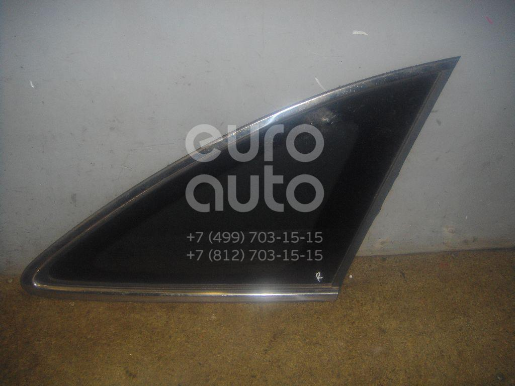 Стекло кузовное глухое правое для Hyundai ix55 2007-2013 - Фото №1