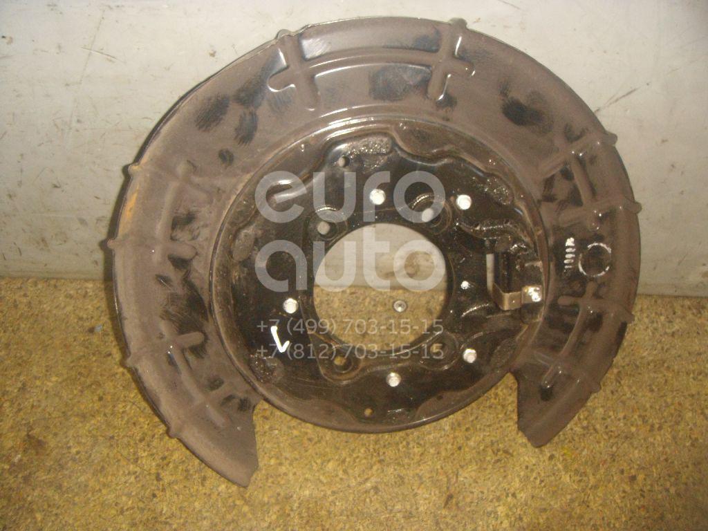 Щит опорный задний левый для Hyundai ix55 2007-2013 - Фото №1