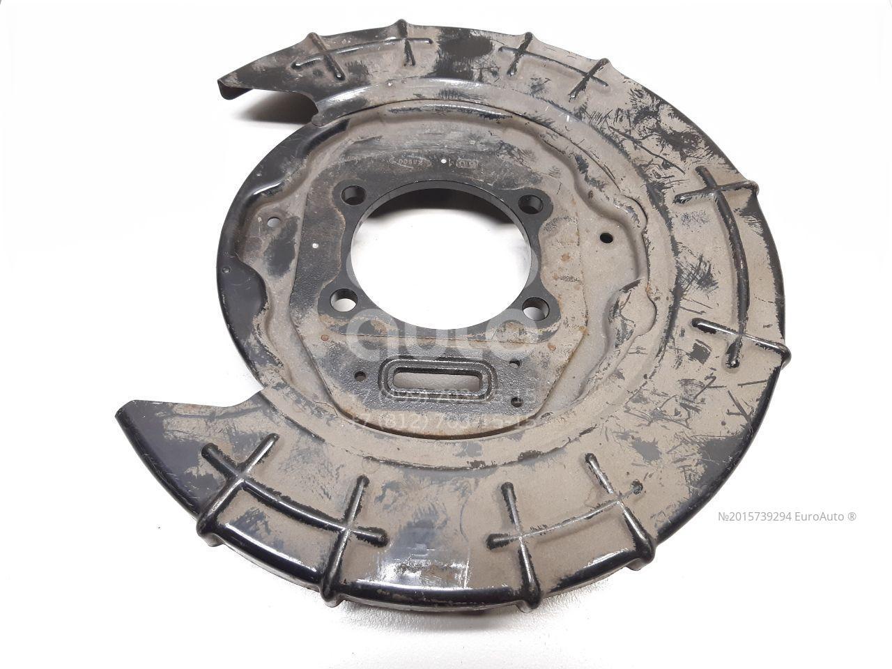 Щит опорный задний правый для Hyundai ix55 2007-2013 - Фото №1