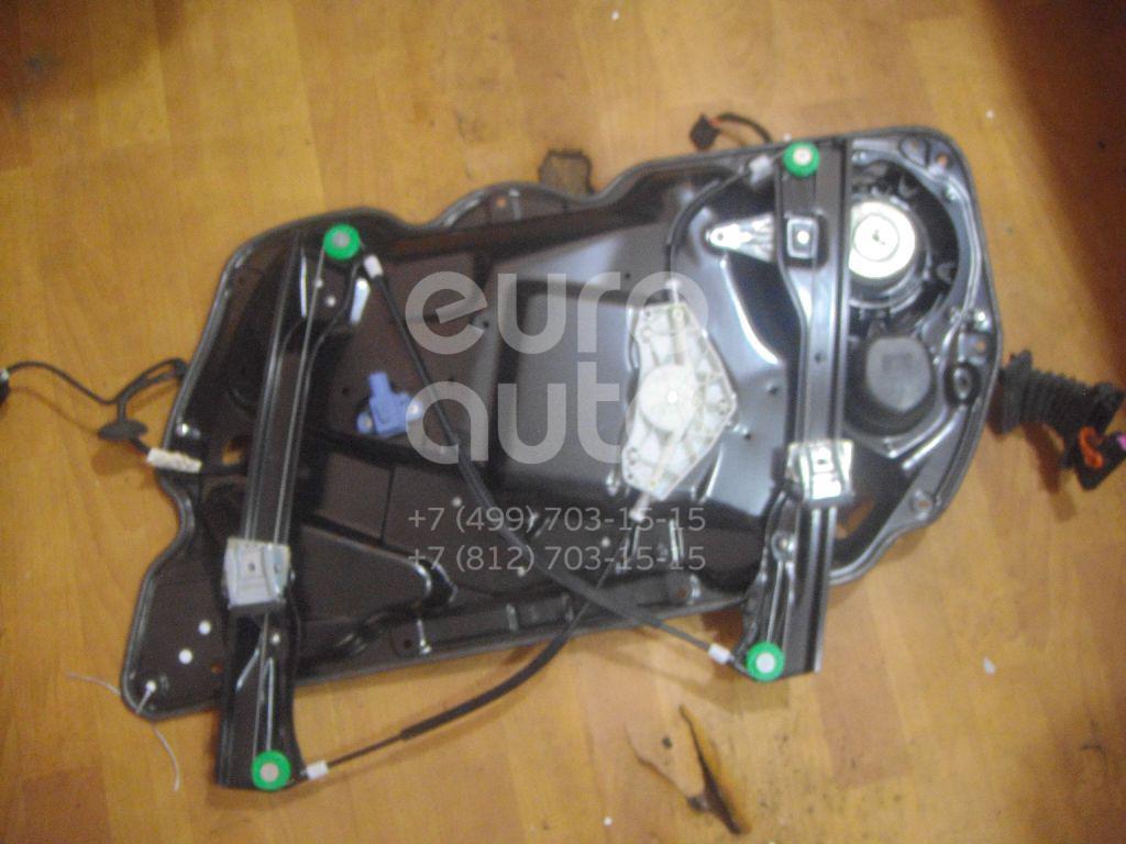 Стеклоподъемник электр. передний левый для VW Passat [B6] 2005-2010 - Фото №1