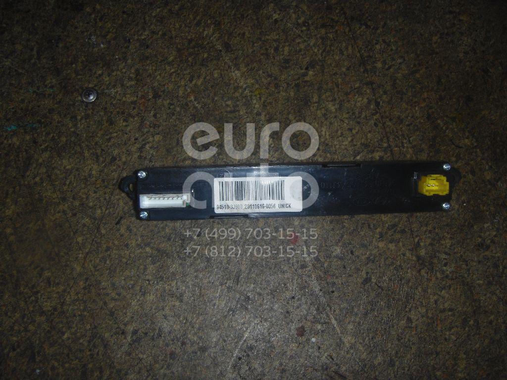 Часы для Hyundai ix55 2007-2013 - Фото №1